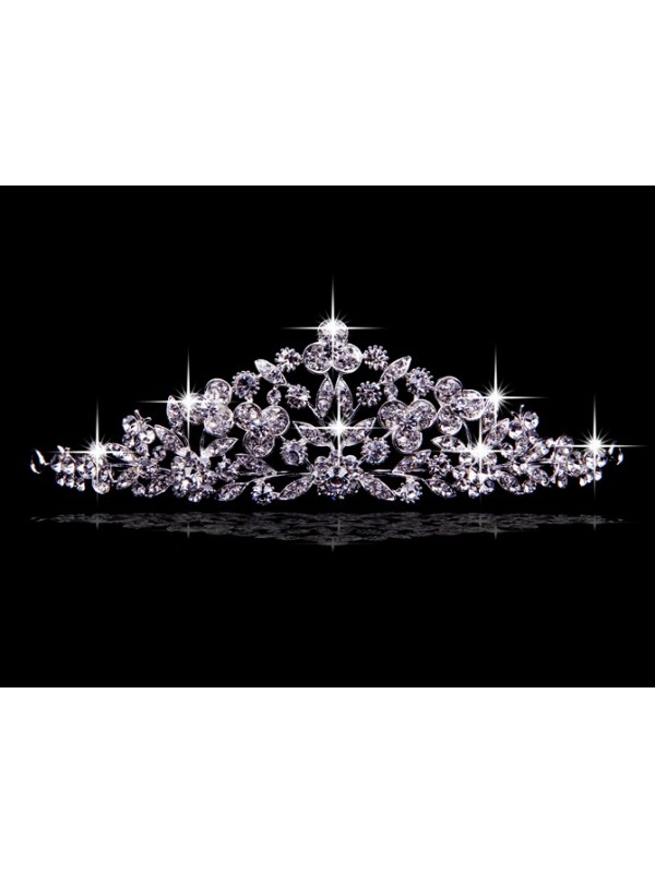 Nice Czech Rhinestones Wedding Headpieces