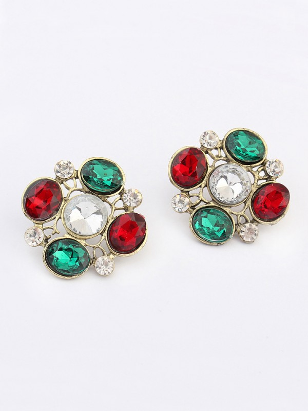 Occident New Stylish Popular Stud Hot Sale Earrings